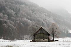 Free Old Barn Royalty Free Stock Photos - 1245338