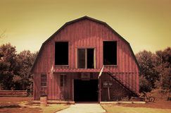 A old barn Royalty Free Stock Images