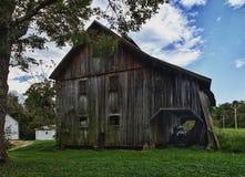 Old barn royalty free stock photos