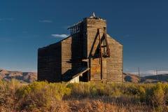 Old Barn Stock Image