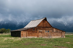 Old Barn Royalty Free Stock Photography