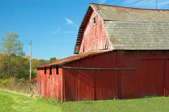 Old Barn Royalty Free Stock Photo
