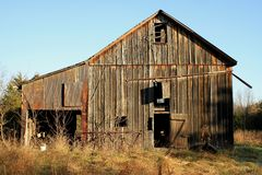 Free Old Barn Stock Images - 35684354