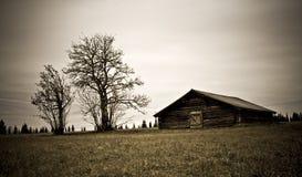 Old barn Stock Photos