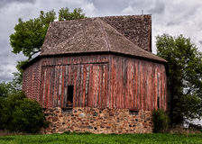 Old Barn - 4 Royalty Free Stock Photos