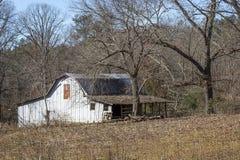 Old Barn in the Appalachian Mountains - Georgia Stock Photography