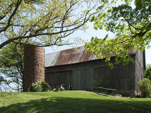 Old barn in the country Stock Photography