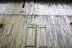 Old barn on countryside of brazil Stock Photos