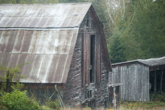 Old barn Stock Photography