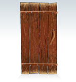 Old Barn Door Royalty Free Stock Photos