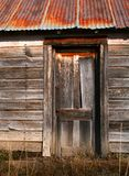 Old Barn Door Stock Photos