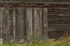 Old Barn Door Royalty Free Stock Photography