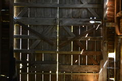 Old Barn Doors royalty free stock photography