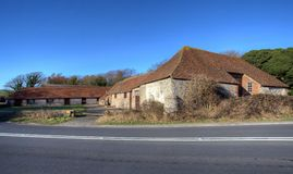 Old barn in England Royalty Free Stock Photography