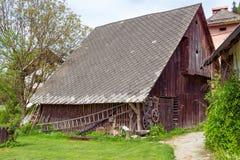 Old barn. Stock Image