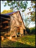 Old Barn. Farm Country Barn Stock Image