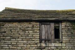 Old barn house. Stock Photos