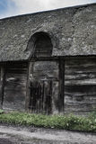 The old barn house Stock Photography