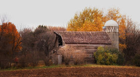 Old Barn - 6 Royalty Free Stock Image
