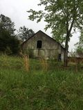 An old barn stock images