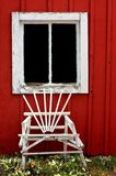 Old Barn Window Royalty Free Stock Photo