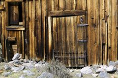 Old Barn Window and Door Royalty Free Stock Photo