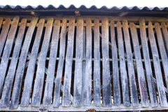 Old barn wood background texture Royalty Free Stock Photo