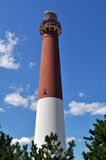 Old Barney Lighthouse Royalty Free Stock Photos