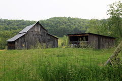 Free Old Barns Royalty Free Stock Image - 19854856