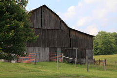Old barns Stock Photos