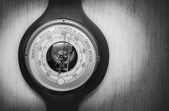 Old barometer Royalty Free Stock Image