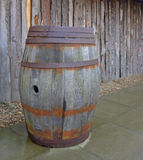 The old barrel Stock Photos