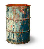 Old barrel Royalty Free Stock Photo