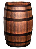 Old barrel Royalty Free Stock Photography