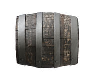 Old barrel. Royalty Free Stock Photography