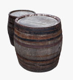 Old barrel Royalty Free Stock Image