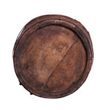 Old barrel made of wood Stock Image
