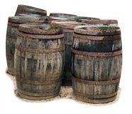 Old Barrel's stock images