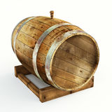Old barrels Royalty Free Stock Photos