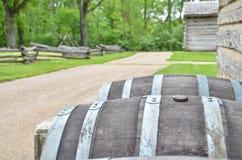 Old barrels 6 Stock Image