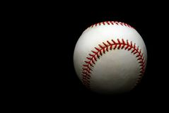 Old baseball Royalty Free Stock Image