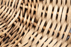 Old basket. Stock Image