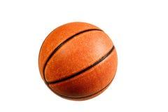 Old basketball ball Royalty Free Stock Image