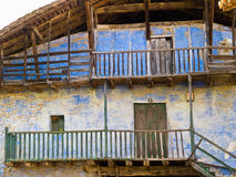 Old basque farm house Royalty Free Stock Photo