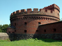 Old Bastion Royalty Free Stock Photos
