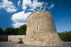 Old bastion Stock Photo