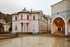 Old bathhouse in Iwonicz-Zdroj. Poland Royalty Free Stock Images