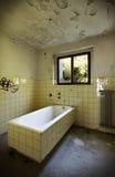 old bathroom Royalty Free Stock Photo
