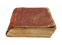 Old battered book Stock Photos