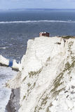 The Old Battery, the Needles, Isle of Wight Royalty Free Stock Image